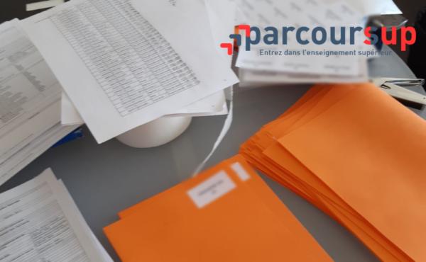 ETSUP Dossiers de candidature pour Parcoursup